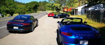porsche 911 turbo s manual transmission 2017 porsche 911 s cabriolet and 4s drive slashgear