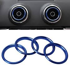 car rings images Buy generic 4 pcs car outlet decorative rings aluminum alloy air jpg