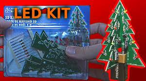 velleman 3d tree kit assembling