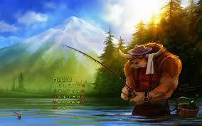 world of warcraft halloween background world of warcraft tauren fantasy art fishing wallpaper 1440x900