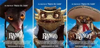 Rango Lars - three new rango character posters filmofilia