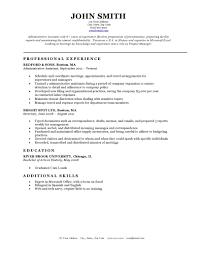 Sample Resume Template by Sleek Resume Template Trendy Resumes Resume Remplate Sample