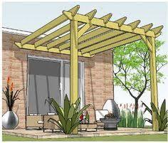 Diy Pergola Ideas by Porch Pergola Plans Outdoor Plans And Projects Woodarchivist
