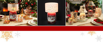 christmas candle accessories yankee candle