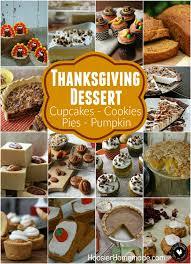 thanksgiving dessert hoosier