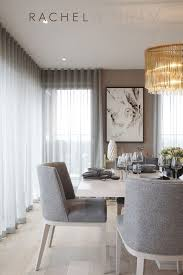 dining room curtain designs contemporary dining room furniture modern black and white curtains