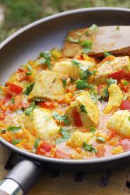 cuisiner la lotte à la poele recette poêlée lotte melon