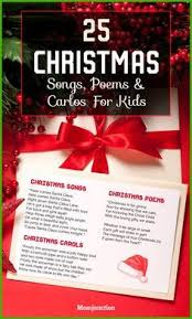 christmas poems for kids poem celebrations and xmas clip art