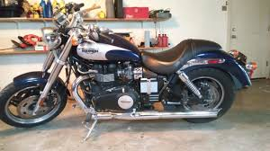 2008 triumph speedmaster motorcycles for sale