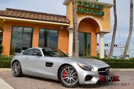 used mercedes coupe 2016 used mercedes mercedes amg gt s 2dr coupe at domani