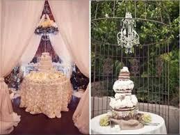 wedding cake table wedding cake table decorating ideas