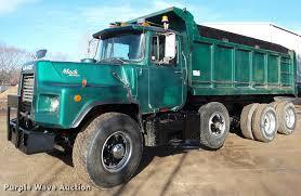 mack dump truck 1989 mack dm688s dump truck item da7354 sold march 30 c