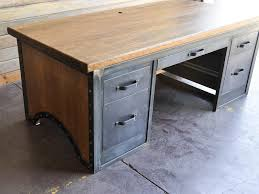 chairmans desk by vintage industrial urban icon