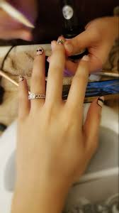 review gel manicure with nail art at beaumax singapore beauty