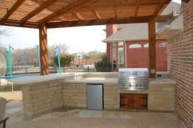 rustic summer kitchen designs free plans build outdoor kitchen