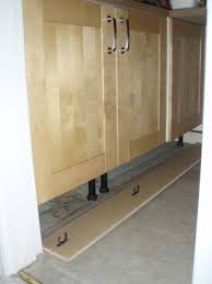 how to install kitchen base cabinets how to cut into cabinets for dishwasher install dishwasher cabinet
