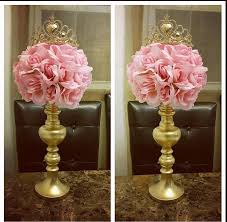 sweet 16 centerpieces princess centerpiece baby everything baby