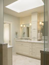 luxury bathroom ideas with elegant wall mounted sconces using