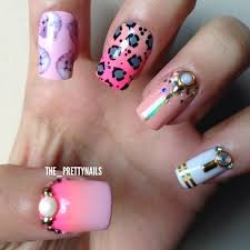 fancy acrylic nail designs fancy nails pinterest fancy nails