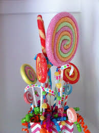 Candy Themed Centerpieces by The 17 Best Images About Brooklyns 1st Birthday Candyland Theme On