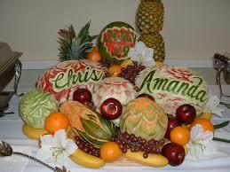 fruit displays fruit displays carved fruit carved fruit wedding