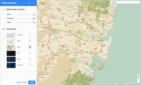 Giigle Maps Google Maps Für Die Eigene Webseite Stylen Publishingblog Ch