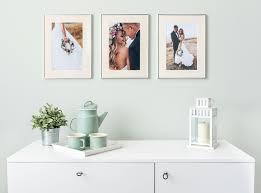 Bilderwand Esszimmer So Schön Kannst Du Poster Mit Deinen Hochzeitsfotos Als Geniale