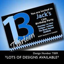 club birthday party invitation for birthday great teenage