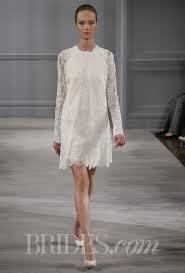 shift wedding dress lhuillier wedding dresses 2014 bridal runway