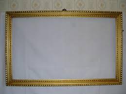 cornici con vetro antica cornice in oro con vetro e sta di a san siro fiera