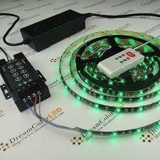 rgb led light controller color changing rgb led strip light 8 keys rgb rf controller led