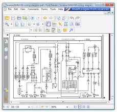 2002 toyota tacoma wiring diagrams pictures to pin on pinterest