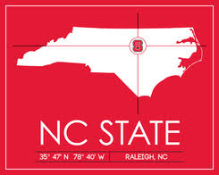 nc state cus map map photos pictures to buy at replay photos