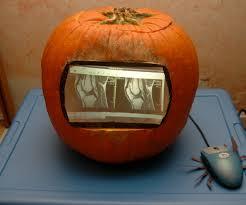 halloween pi pumpkin pacs pumpkin pi 5 steps with pictures