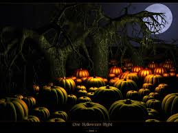 halloween night wallpaper images of pumpkins wallpaper digital sc