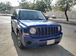 jeep patriot 2009 for sale used jeep patriot blue 2009 for sale in jeddah for 23 000 sr