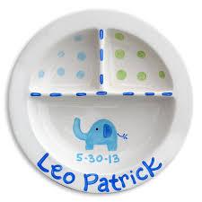 birth plate keepsake baby plate personalized painted ceramic baby keepsake