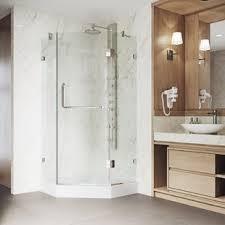 38 Inch Neo Angle Shower Doors 36 Inch Neo Angle Shower Door Wayfair