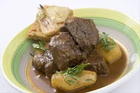 cuisiner de la joue de boeuf recette de joue de boeuf comme une carbonnade flamande facile et