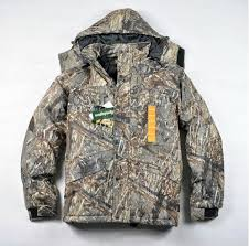 Mossy Oak Duck Blind Camo Clothing Jacket Knit Picture More Detailed Picture About Cold Winter 1