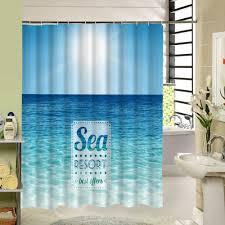 online get cheap tropical bathroom curtain aliexpress com