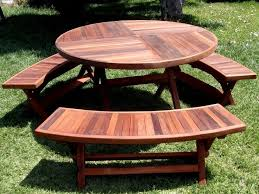 round picnic tables for sale wonderful incredible picnic table round wooden tables give a in wood