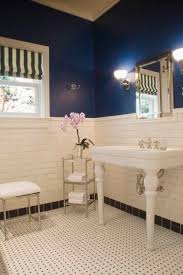 Navy And White Bathroom Ideas - navy blue and white bathroom this would work really well for the
