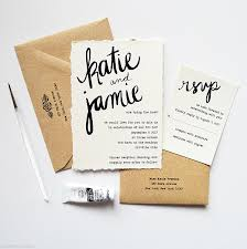 simple wedding invitations simple make your own wedding invitations yaseen for