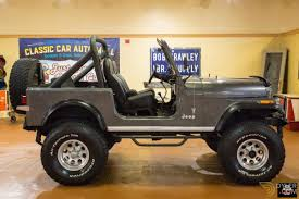 offroad jeep cj classic 1986 jeep cj7 off road for sale 1729 dyler
