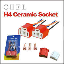 h4 ceramic socket h4 relay wiring harness connector buy