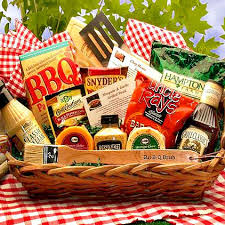 grilling gift basket jim beam barbeque gift basket