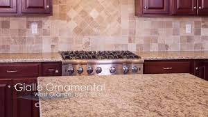 giallo ornamental granite countertops i design concepts