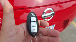 nissan canada key fob nissan 370z the dream car toronto star