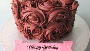 beautiful chocolate birthday cake food picture cake wallpaper